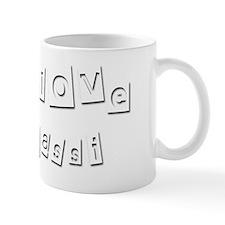 I Love Cassi Mug
