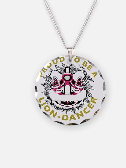 Hok San Lion Dance Necklace