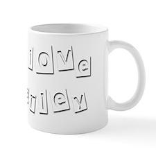 I Love Carley Mug