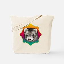 Ferret Sable Tote Bag