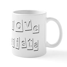 I Love Calista Mug
