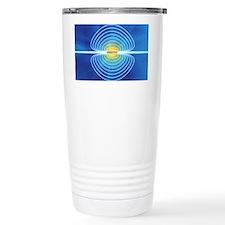 Magnetic field Travel Mug