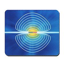 Magnetic field Mousepad
