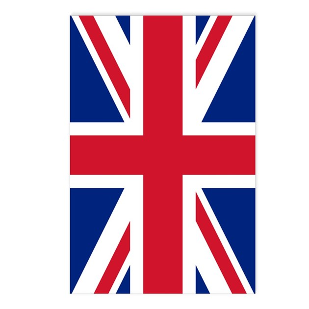 Schoudertas Union Jack : Union jack postcards package of by admin cp