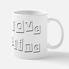 I Love Celine Mug