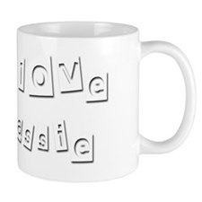 I Love Cassie Mug