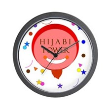 HIJABI POWER Wall Clock