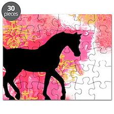Arabian Horse Puzzle