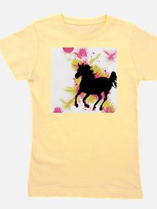 Running Horse Girl's Tee