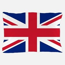 Union Jack Pillow Case