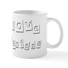 I Love Clarissa Mug
