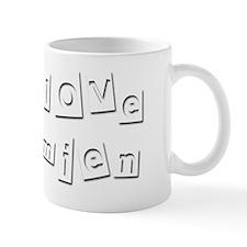 I Love Damien Mug