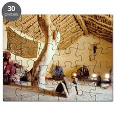 Socotran house Puzzle