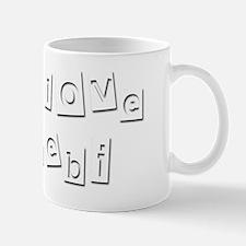 I Love Debi Mug