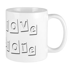 I Love Delore Mug