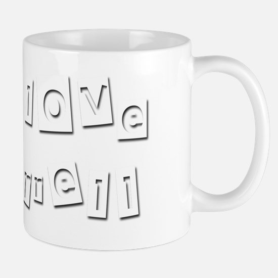 I Love Darrell Mug