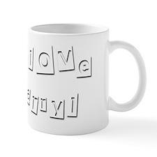 I Love Darryl Mug