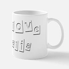 I Love Dalia Mug