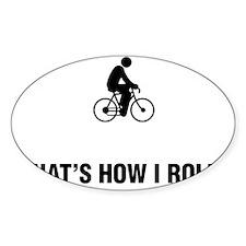 Cycling-ABG1 Decal