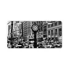 Fifth Ave - New York City Aluminum License Plate