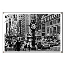 Fifth Ave - New York City Banner