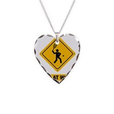 Squash-ABB1 Necklace Heart Charm