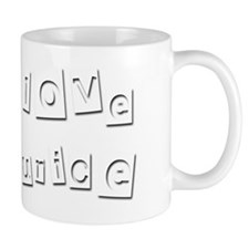 I Love Maurice Small Mug