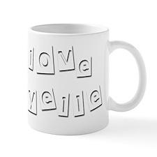 I Love Danyelle Mug