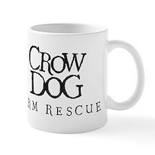 Crow Dog Farm Rescue - Crow Mug