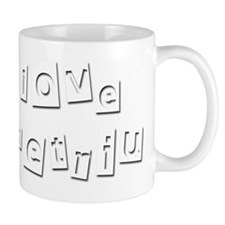 I Love Demetriu Mug