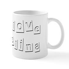 I Love Melina Mug