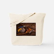 Fly fishing Tote Bag