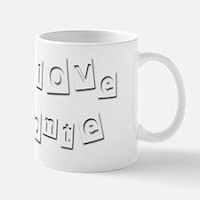 I Love Donte Mug