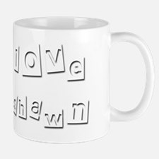 I Love Deshawn Mug