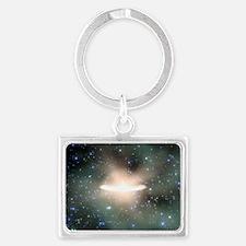 Star birth Landscape Keychain