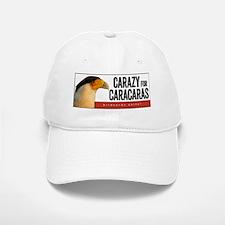 Carazy for Caracaras Baseball Baseball Cap