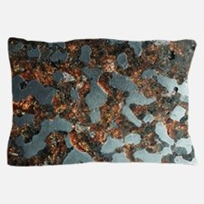Stony-iron meteorite Pillow Case