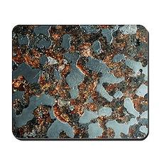 Stony-iron meteorite Mousepad