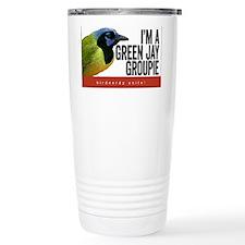 Green Jay Groupie Travel Mug