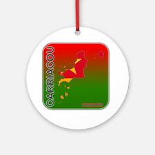 Carriacou Round Ornament