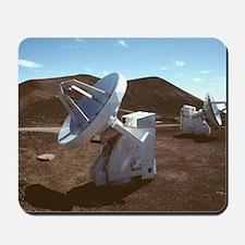 SubMillimetre array telescopes Mousepad