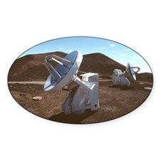 SubMillimetre array telescopes Decal