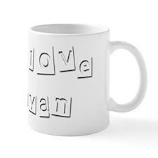 I Love Dyan Mug