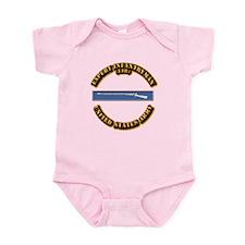 Army - EIB Infant Bodysuit