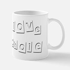 I Love Nichole Mug