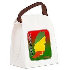 Grenada Canvas Lunch Bag