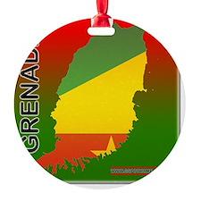 Grenada Ornament