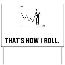 Forex-Stock-Trader-ABG1 Yard Sign
