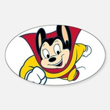 Mighty Mouse Decal