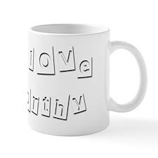 I Love Dorthy Mug